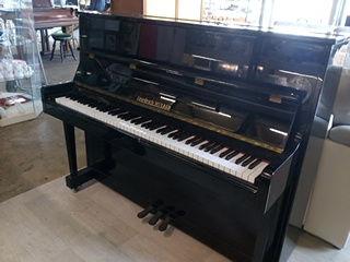 Piano droit noir 580 Toulouse (31)