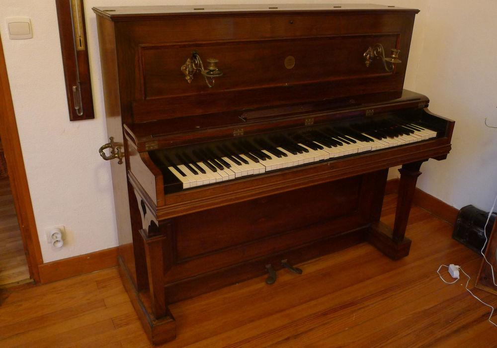 Piano Droit Philippe .... de 1890 à rénover 0 Dieulouard (54)