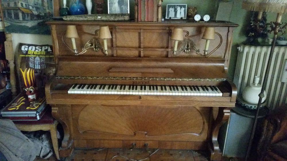 Piano droit PLEYEL de 1912 Cadre fonte 3000 Castanet-Tolosan (31)