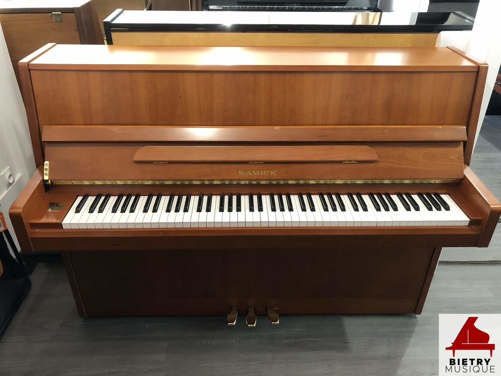 Piano droit - Samick JS-042 Instruments de musique