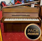 Piano droit SAUTER M-107 acajou en PACK PREMIUM 3490 Levallois-Perret (92)