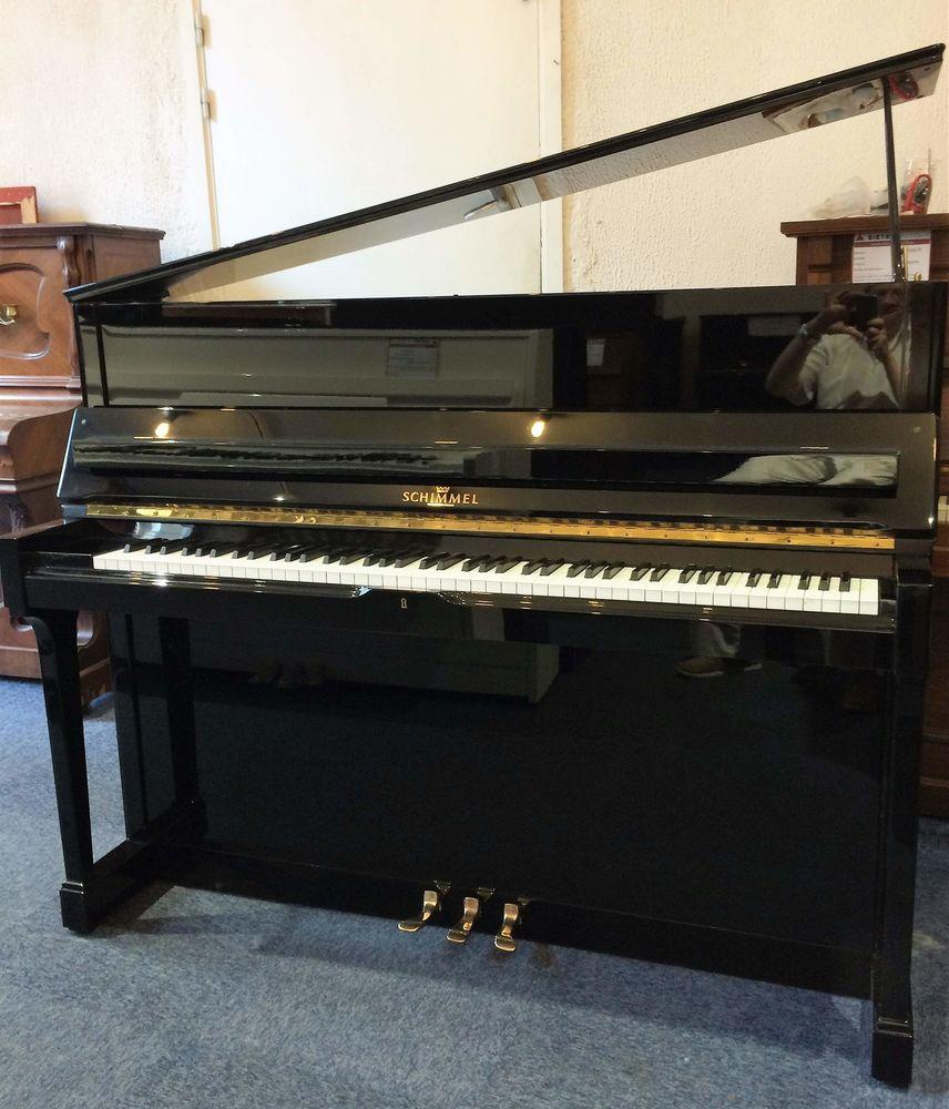 Piano droit SCHIMMEL 118 6900 Lyon 5 (69)