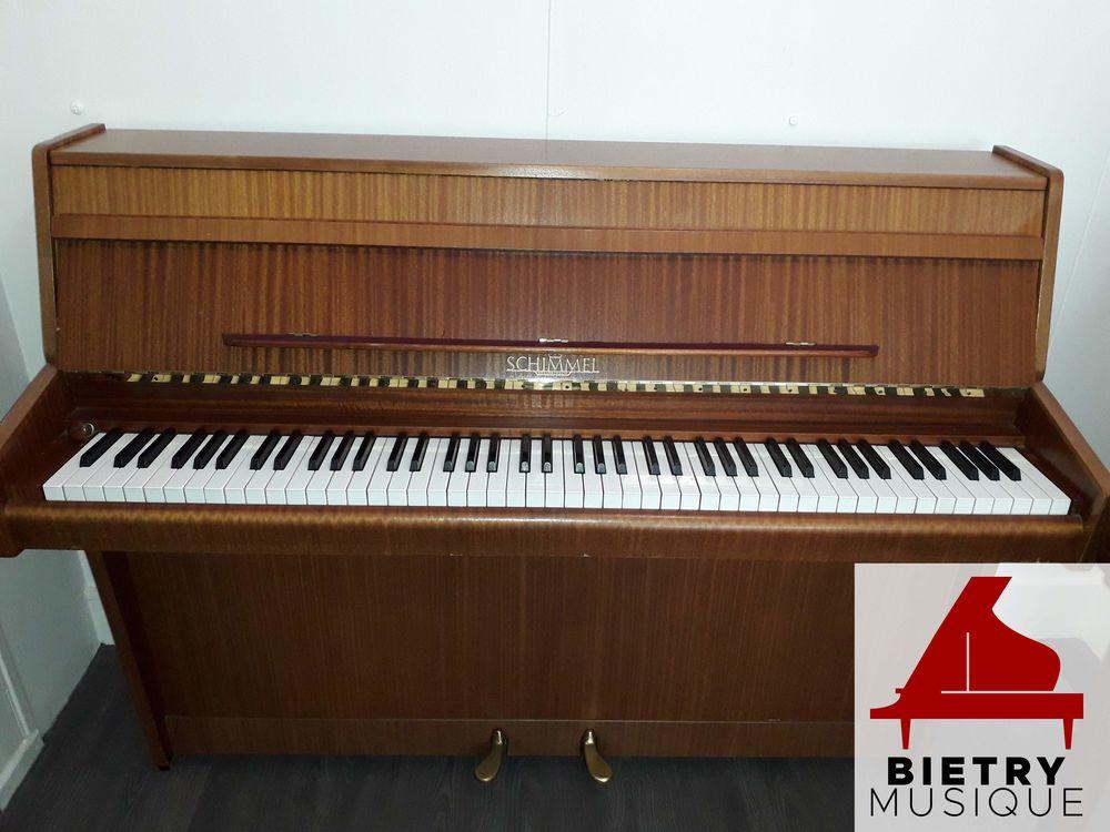 Piano droit SCHIMMEL 100 1990 Lyon 5 (69)