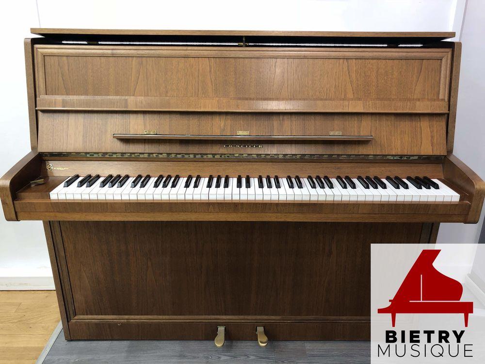 Piano droit Seiler 118 noyer Instruments de musique