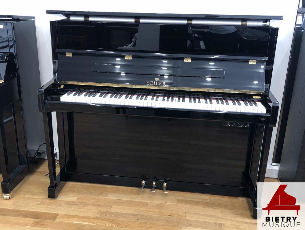 Piano droit - Seiler 122 Primus DuoVox Instruments de musique