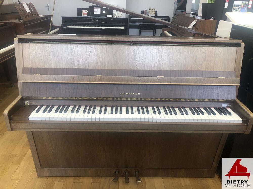 Piano droit - Seiler 107 Instruments de musique