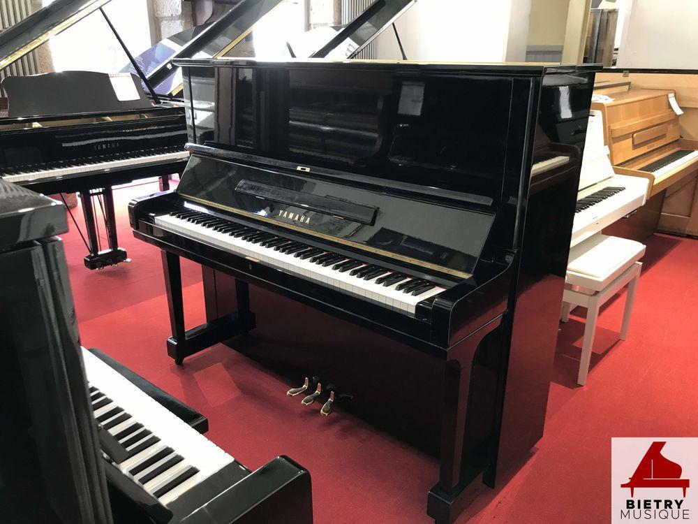 Piano droit Seiler 122 noir laqué  9800 Lyon 5 (69)