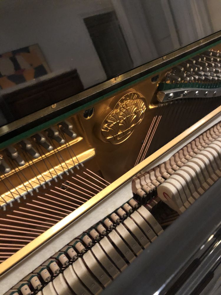 Piano Droit SOJIN laqué noir 1300 Paris 17 (75)