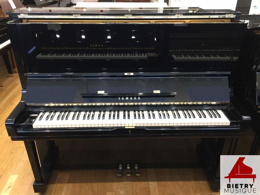 Piano droit - Yamaha U1 avec système silencieux Instruments de musique