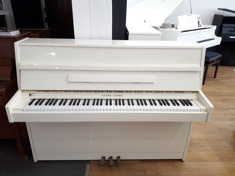 Piano droit Young Chang 109 1990 Lyon 5 (69)