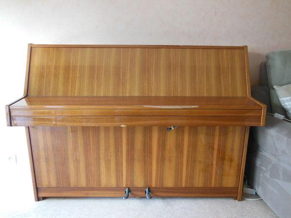 PIANO DROIT ZIMMERMANN 500 Les Clayes-sous-Bois (78)