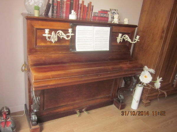 Piano ELCKE 180 Ollainville (91)