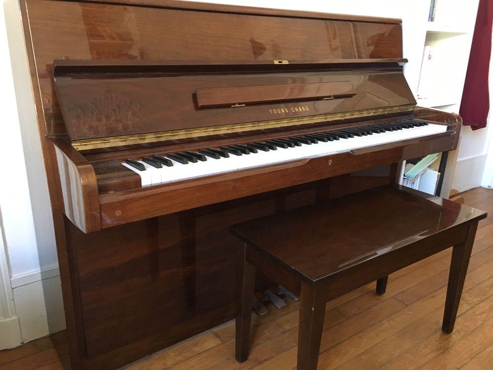 Piano d'etude Young Chang construit en Corée Instruments de musique