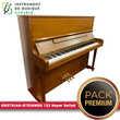 Piano d'expression GROTRIAN-STEINWEG 122 Noyer Satiné |PACK PREMIUM INCLUS|
