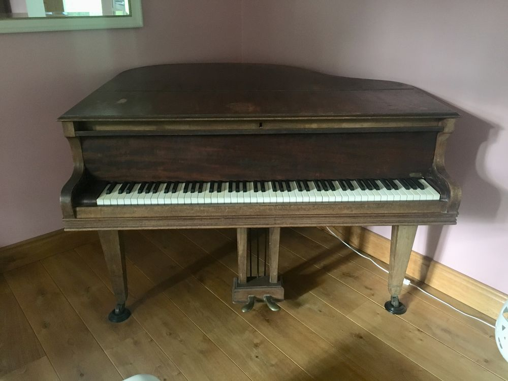 Piano gaveau crapaud 1932 Instruments de musique