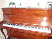 PIANO HOHNER HP 120  droit  0 Issy-les-Moulineaux (92)