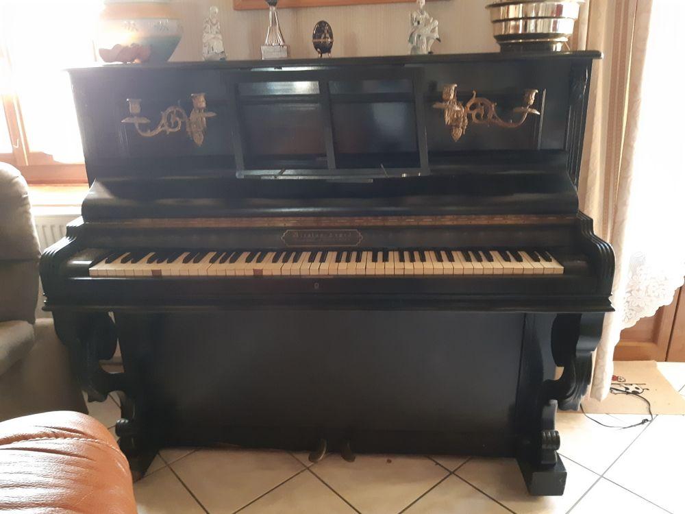 piano marche sauf une touche casser et le régler cause deces 200 Montvicq (03)