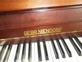 PIANO MARQUE GEBR-NIENDORF 800 Saint-Jean-de-la-Ruelle (45)