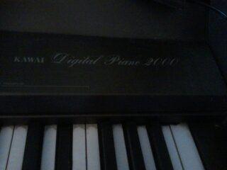 Piano Numérique KAWAI P 2000 - 8 octaves 650 Douai (59)