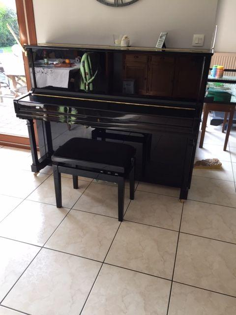 piano occasion KEILBERG PR3 noir 1000 Santes (59)