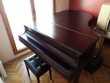 Piano à qeue de Yamaha, Acajou Instruments de musique