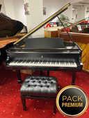 Piano quart de queue STEINWAY modèle S en PACK PREMIUM 29000 Levallois-Perret (92)