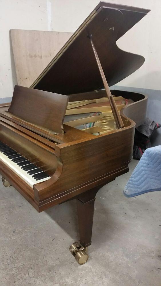 Achetez Piano À Queue Occasion, Annonce Vente À Paris (75) Wb156580392
