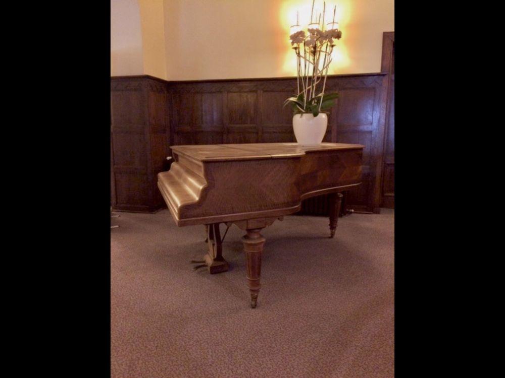 piano 1/4 queue ERARD 4200 Merlimont (62)