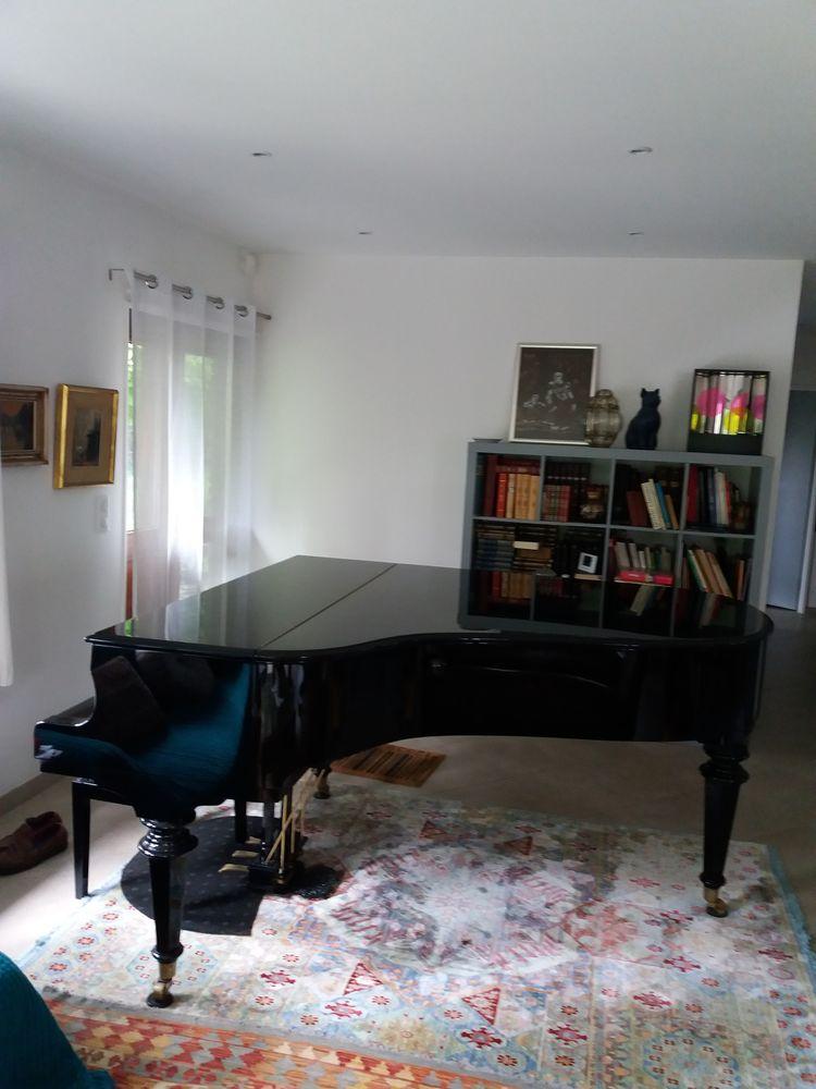 piano à Queue Feurich 190 de 1985. 23000 Claye-Souilly (77)