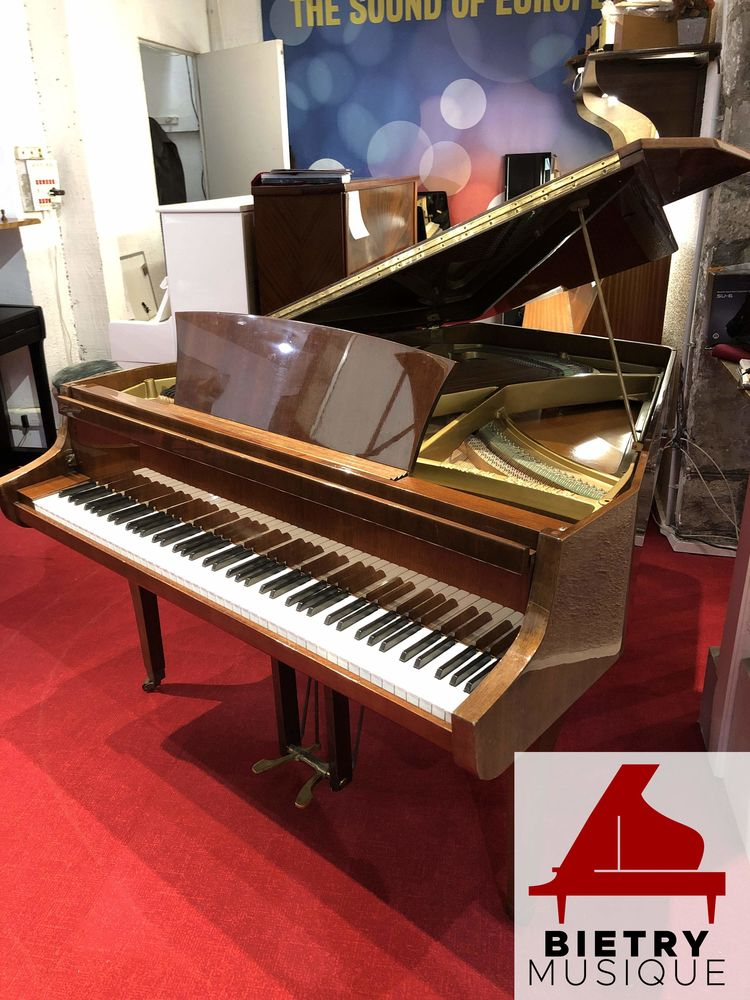 Piano à queue Schimmel 142 Noyer brillant Instruments de musique