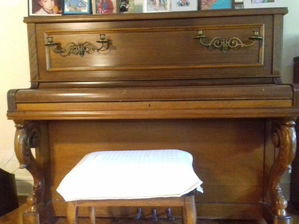 Piano Rameau 0 Le Pecq (78)