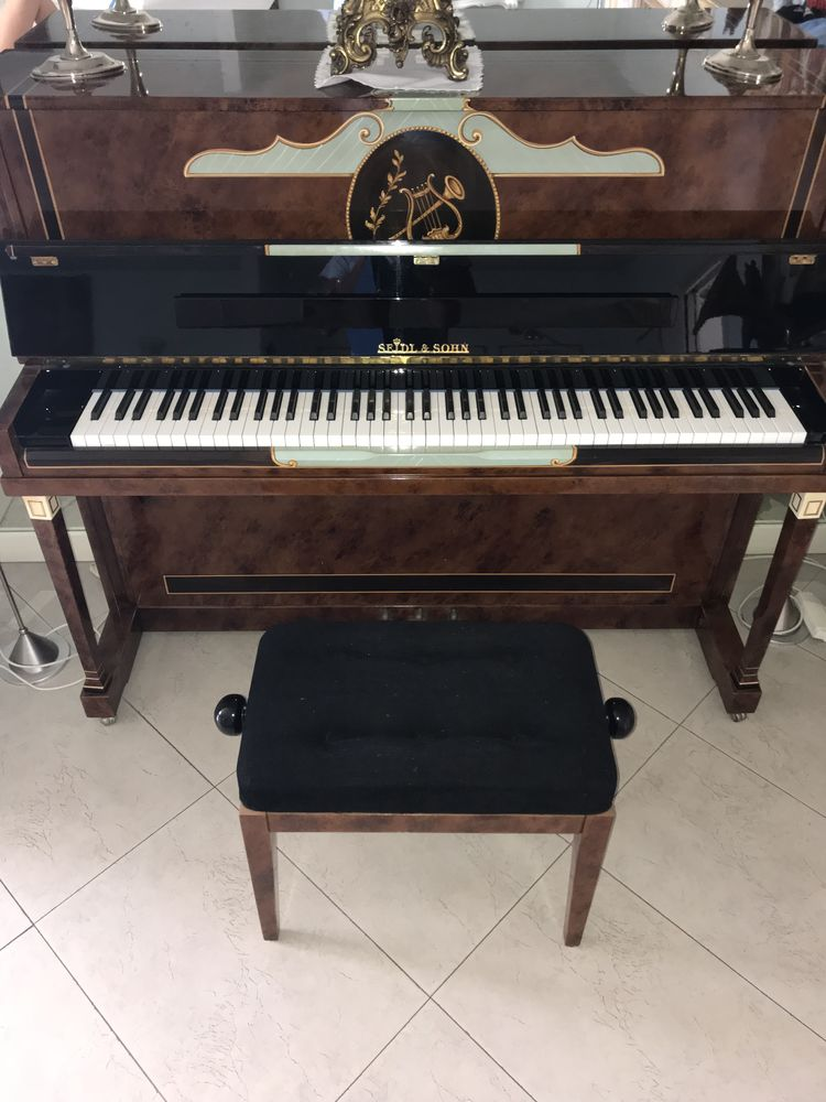 Piano Siedl & Sohn parfait etat prix negotiable 0680867141 4999 Roquebrune-Cap-Martin (06)