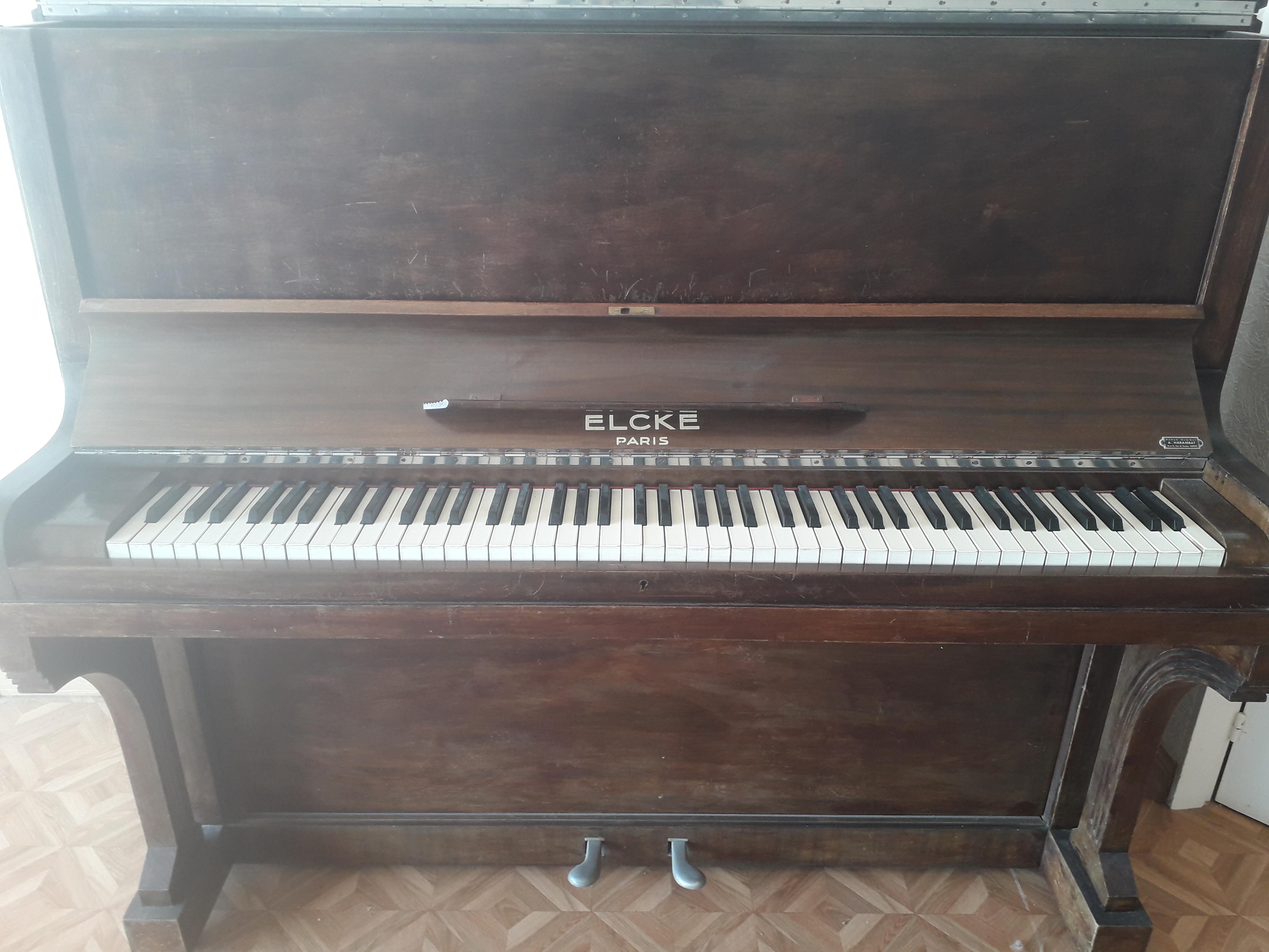 Piano 50 Les Sables-d'Olonne (85)