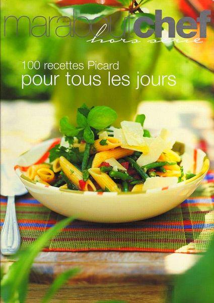 PICARD - 100 recettes - CUISINE / prixportcompris 12 Lille (59)