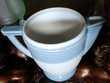 PICHET ALUMINITE FRUGIER N°8 porcelaine Limoge
