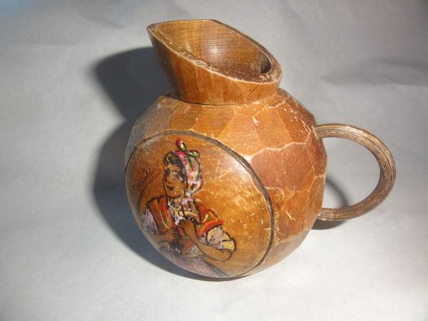 pichet bois st Emilion fait main rare dans cette origine 10 Nanterre (92)