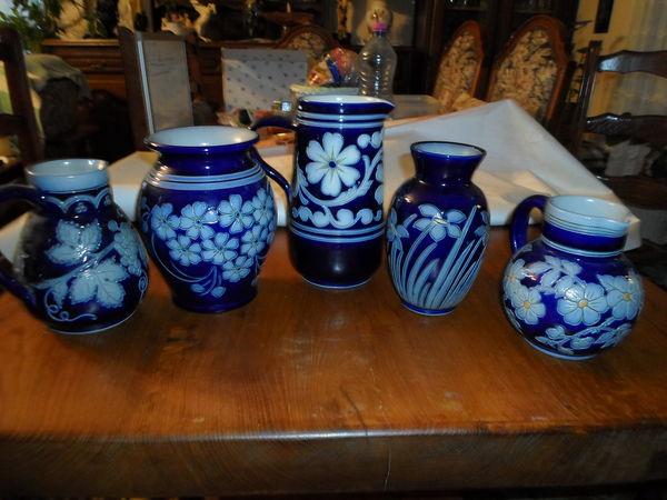 lot de pichets vases en gres d alsace 160 Amélie-les-Bains-Palalda (66)