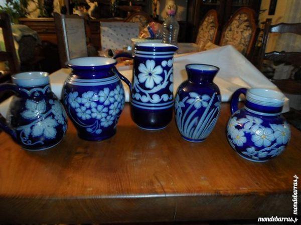 lot de pichets et vases en gres d alsace certifiés 190 Amélie-les-Bains-Palalda (66)