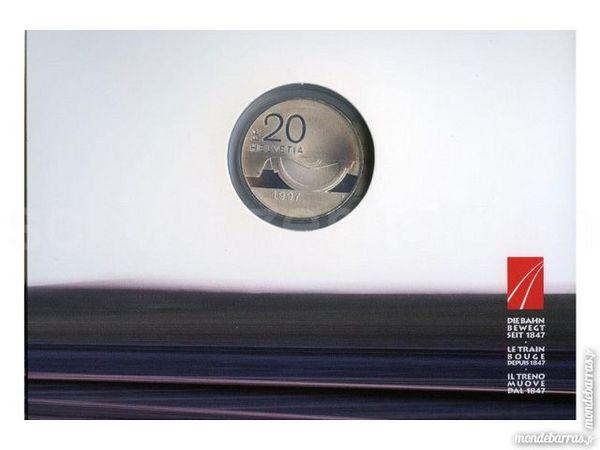 Pièce argent suisse 40 La Trinité (06)