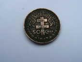 Pièce 50 centimes Honneur Patrie Madagascar1943 13 Bordeaux (33)