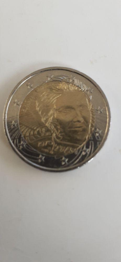 pièce de deux euros 0 Bécon-les-Granits (49)