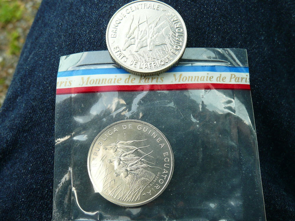 Pièce 100 francos 1985 ESSAI + 1 gratuite 1967 30 Bordeaux (33)