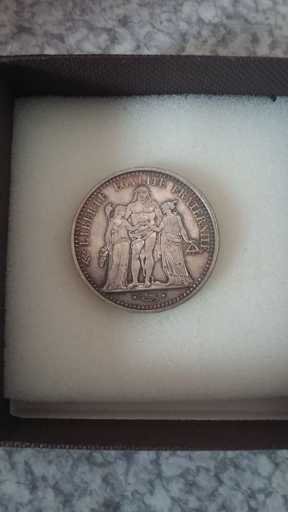 Pièce de 10 francs année 1966 35 Marseille 5 (13)