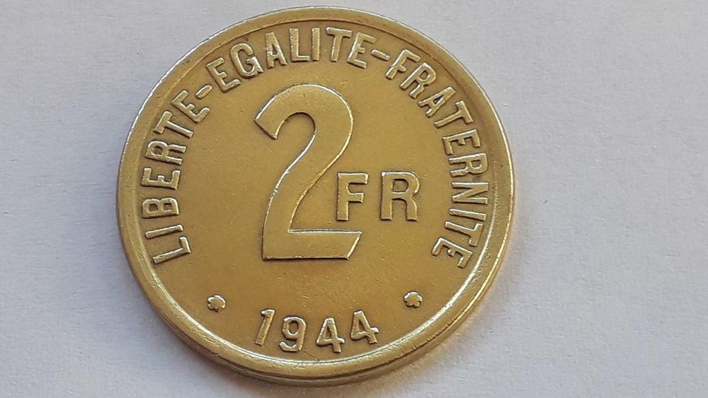 Pièce de 2 Francs Philadelphie 60 Salon-de-Provence (13)