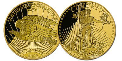 PIECE FRAPPE REPLIQUE   Aigle en or de 1933   10 Dammarie-les-Lys (77)