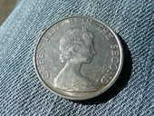 Pièce de monnaie Five Dollars 1981 6 Bordeaux (33)