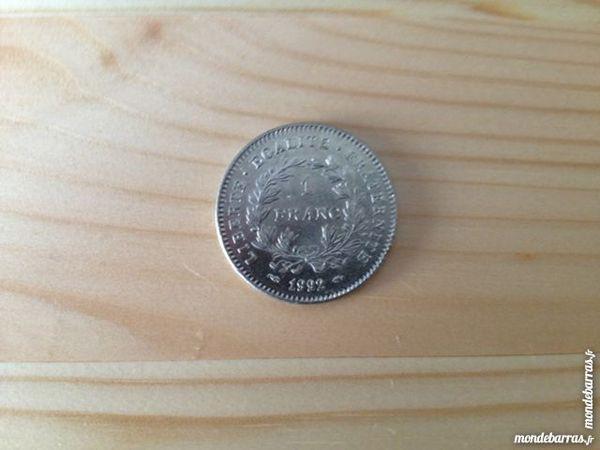 Pièce de Monnaie - 1 Francs 1992 (France) 2 Dijon (21)