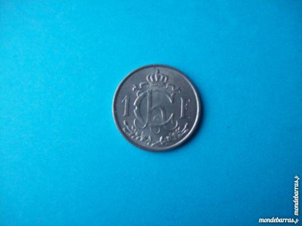 PIÈCE DE MONNAIE LUXEMBOURG 1 FRANC 1946 1 Wattignies (59)