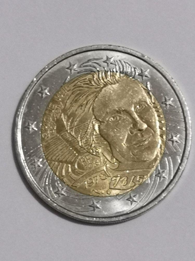 Pièce de monnaie  0 Coutras (33)