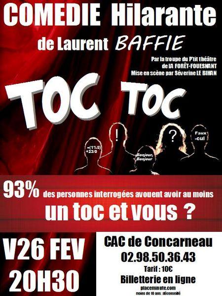 pièce de théâtre comique concarneau cac 10 Concarneau (29)